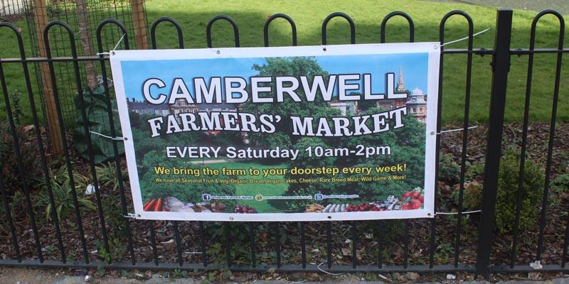 Urban Farmers Market, Camberwell